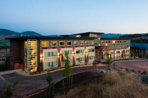 Общежитие Университета Британской Колумбии