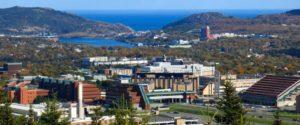Мемориальный Университет Ньюфаундленда и Лабрадора