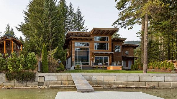 Типичный дом