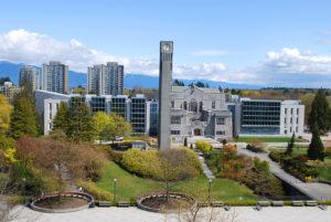 Университет Британской Колумбии