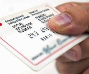 SIN — номер социального страхования